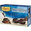 Nevaditos bañados en chocolate negro Estuche 480 g Reglero