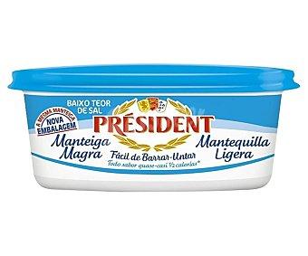 Président Mantequilla con sal Envase 250 g