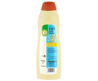 Productos Económicos Alcampo Gel de baño o ducha con avena 750 mililitros