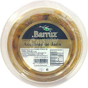Barruz Aceituna de Jaén Envase 250 g neto escurrido
