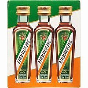 KUEMMERLING Licor alemán Pack 12x20 cl