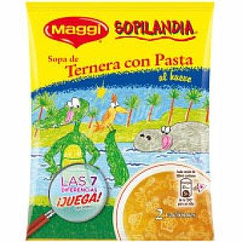 Maggi Pasta oriental de pato Sobre 71 g