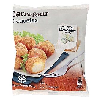 Carrefour Croquetas cabrales 500 g