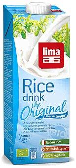 Lima Bebida de arroz ecológica Envase 1 l