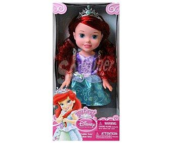 DISNEY Muñeca Princesa Disney Niña 1 Unidad