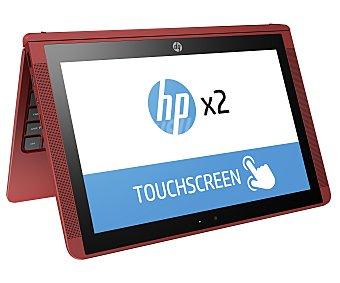 "HP Ordenador portátil híbrido (tablet+pc) con pantalla táctil HP Pavilion x2 10-n107ns, procesador: Intel Atom x5-Z8350, ram: 2GB, almacenamiento: 32GB, gráfica: Intel HD Graphics 400, Windows 10 10.1"" táctil 10-P007NS"