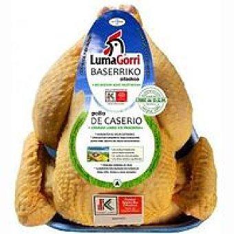 EUSKO Label LUMAGORRI Pollo limpio 1.6 kg