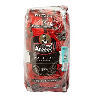 Areces Café en grano natural 1,5 kg