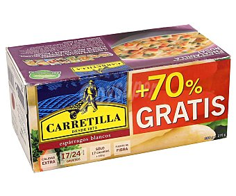 Celorrio Espárragos 9/12 carretilla 425 gr