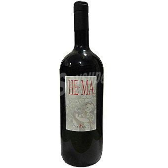 HE-MA vino tinto D.O. Monsant magnum  1,5 l