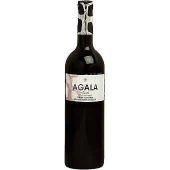 AGALA Vino tinto barrica D.O. Gran Canaria botella 75 cl Botella 75 cl