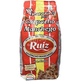 Ruiz Tortas cenceñas para gazpacho manchego troceadas bolsa 175 g bolsa 175 g