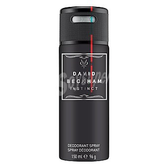 David Beckham Desodorante spray Instinct 150 ml