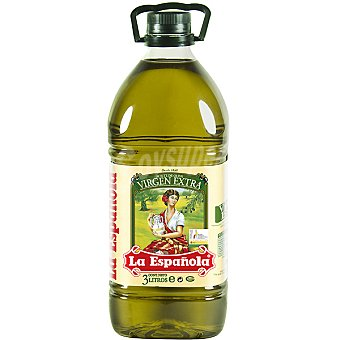 La Española Aceite de Oliva Virgen Extra Garrafa 3 l