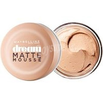 Maybelline New York Dream Mat Mousse 21 Pack 1 unid