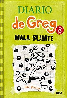 MOLINO Diario de Greg 8: Mala suerte