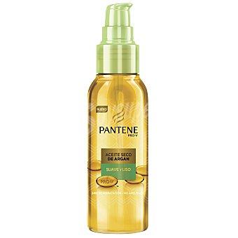 Pantene Pro-v Aceite de argán suave y liso (24 horas de hidratación) 100 mililitros