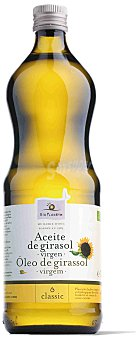 BIO PLANETE Aceite de girasol Botella 1 litros