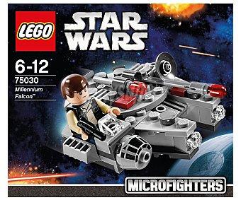 LEGO Juego de construcción Stars Wars microfighters Halcón Milenario (millenium Falcon), Modelo 75030 1 unidad