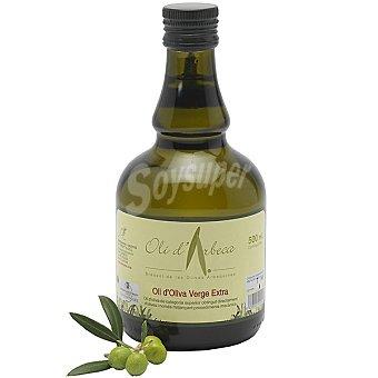 OLI D' arbeca aceite de oliva virgen extra Botella 500 ml