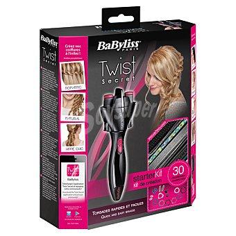 BABYLISS TW1100E Trenzador automático Twist Secret con Kit de accesorios