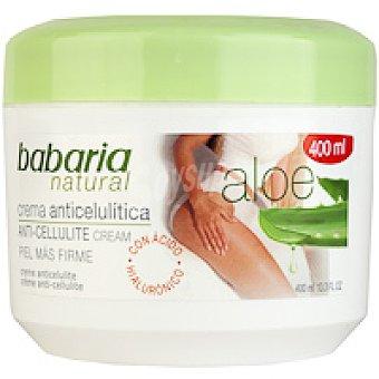 Babaria Crema anticelulítica Tarro 200+200 ml