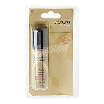 Max Factor Base de maquillaje Elixir 80 Bronze Pack 1 unid