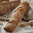 Pan de leña Unidad Carrefour