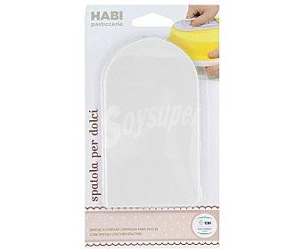 HABI Espátula de plástico para evitar burbujas en la pasta de azúcar 1 Unidad