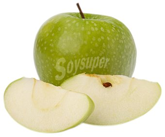 Manzanas de la variedd golden delicious de procedencia ecológica 700 gr