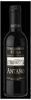 Antaño Vino tinto tempranillo D.O. Rioja Botella de 37,5 cl
