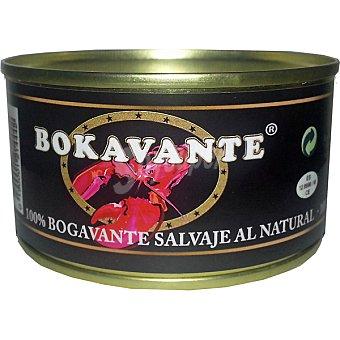 Bokavante 100% bogavante salvaje al natural lata 150 g