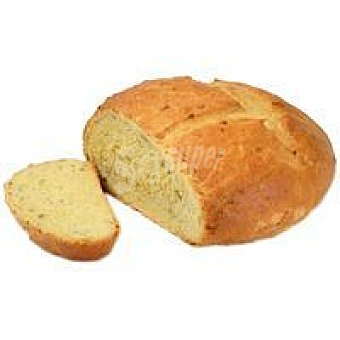 SABOR A MÁLAGA Pan de maíz piña 400 g