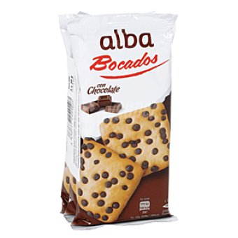 Alba Bocado de chocolate Pack 3 bolsas x 38 grs