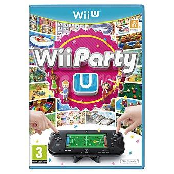 WII U Videojuego Wii Party U para Wii U