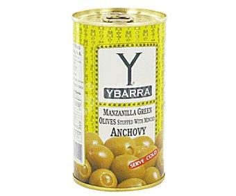 Ybarra Aceitunas Rellenas de Anchoa Lata 150 Gramos