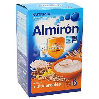 Almirón Nutricia Papilla de multicereales Caja 500 g
