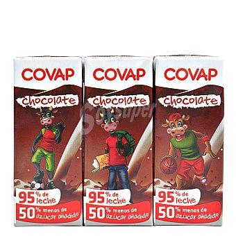 Covap Batido de chocolate Pack 6x200 ml