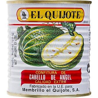 El Quijote Confitura de cabello de ángel Lata 380 g
