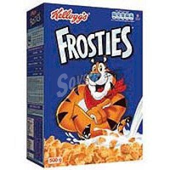 Frosties Kellogg's Copos de maíz tostados y azucarados Caja 500 g