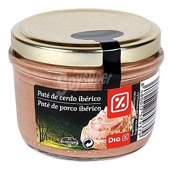 DIA Pate iberico tarro 125 gr Tarro 125 gr