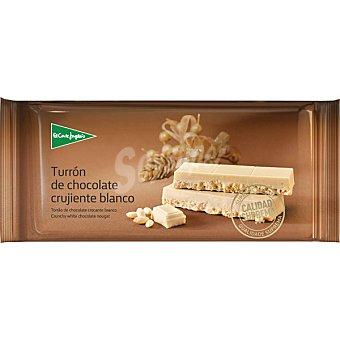 Aliada Turrón de chocolate blanco crujiente Tableta 300 g