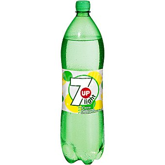 SEVEN UP Light Refresco de lima limón botella 1,5 l 1,5 l