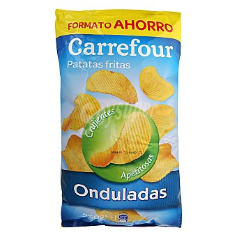 Carrefour Patatas Fritas Onduladas 350 g