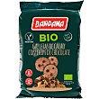 Bio galletas de cacao con chips de chocolate ecológicas Bolsa 150 g Bandama