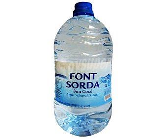 Font Sorda Agua Garrafa 5 litros