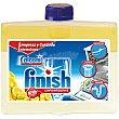 Limpia máquinas de lavavajillas limón Botella 250 ml Finish