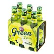 Cerveza Superbock Green limón pack de 6 botellas pack 6x33cl Superbock