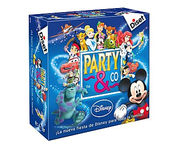 DISET Party & Co con personajes Disney 3.0 (46504)
