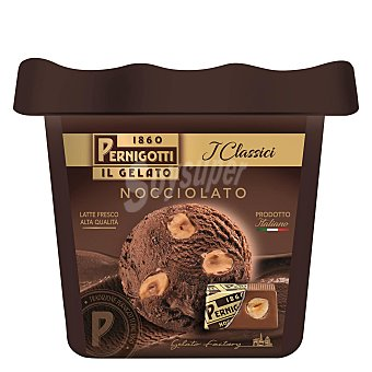 Pernigotti Helado italiano de chocolate con avellana 400 g